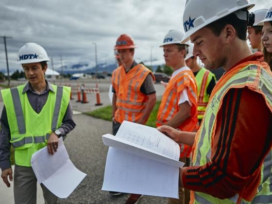 MSU engineering students help state design transportation infrastructure