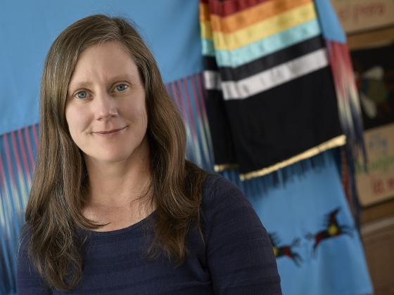 MSU education professor Christine Stanton receives four awards for her work and scholarship