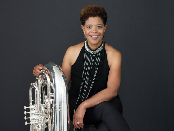 Tuba virtuoso Velvet Brown will perform and conduct a free masterclass  during MSU s Low Brass Bash set Feb. 6-7. The event celebrates the trombone 6ef424578