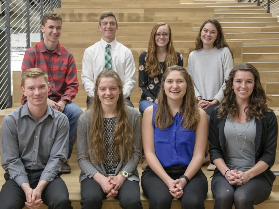 Eight MSU students receive 2019 Cameron Presidential Scholarships