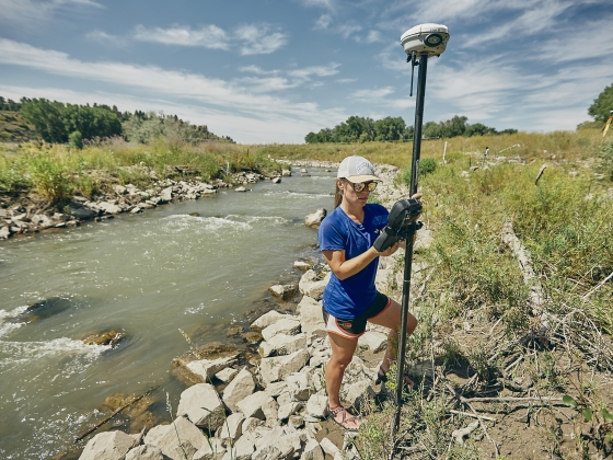 MSU engineers, ecologists seek to improve fish passage on Yellowstone River