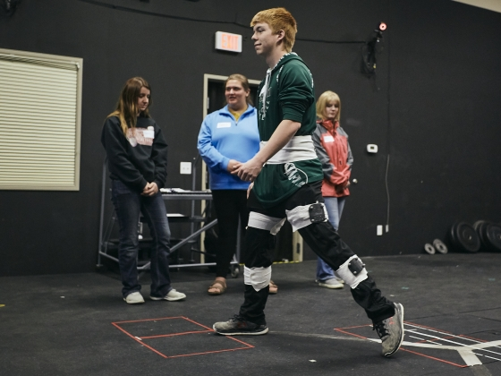 MSU event introduces high schoolers to biomechanics