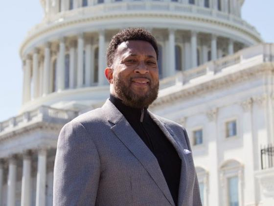 Georgetown law professor Anthony Cook to deliver Jan. 23 lecture on Martin Luther King Jr.