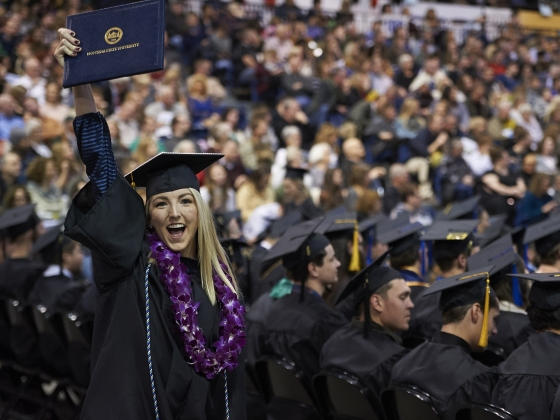MSU sets 2019 fall commencement for Dec. 14