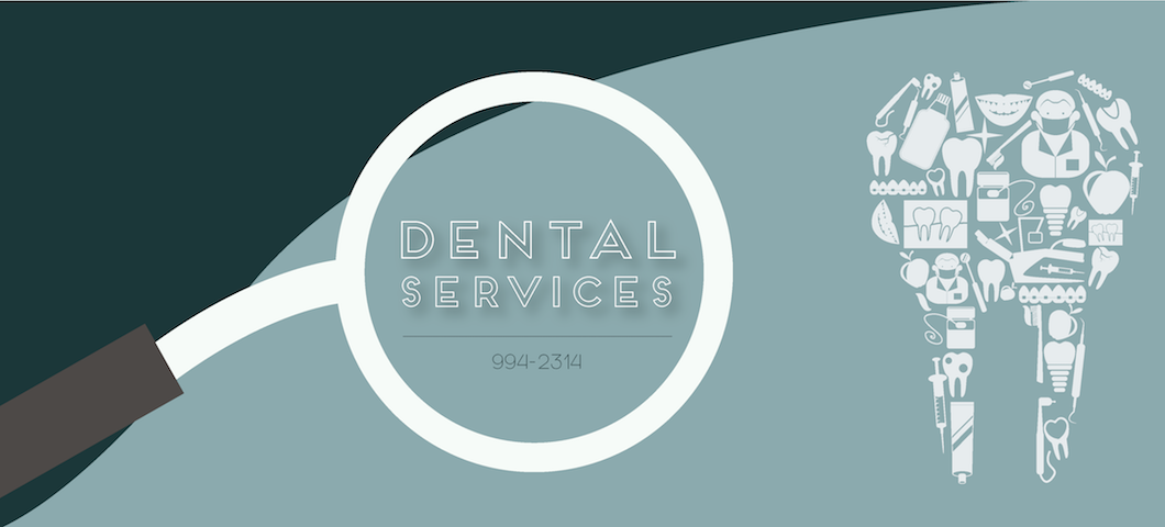 dental services web banner
