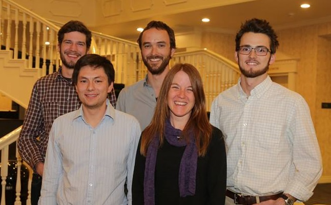 Litt lab at the 2015 MT TWS meeting