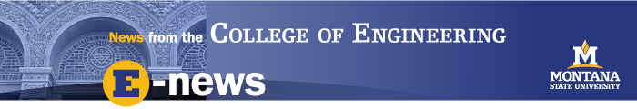 Montana State University - News from the College of Engineering
