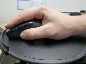Correct Sized Computer Mouse