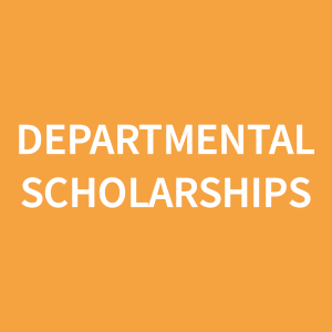 Departmental Scholarships