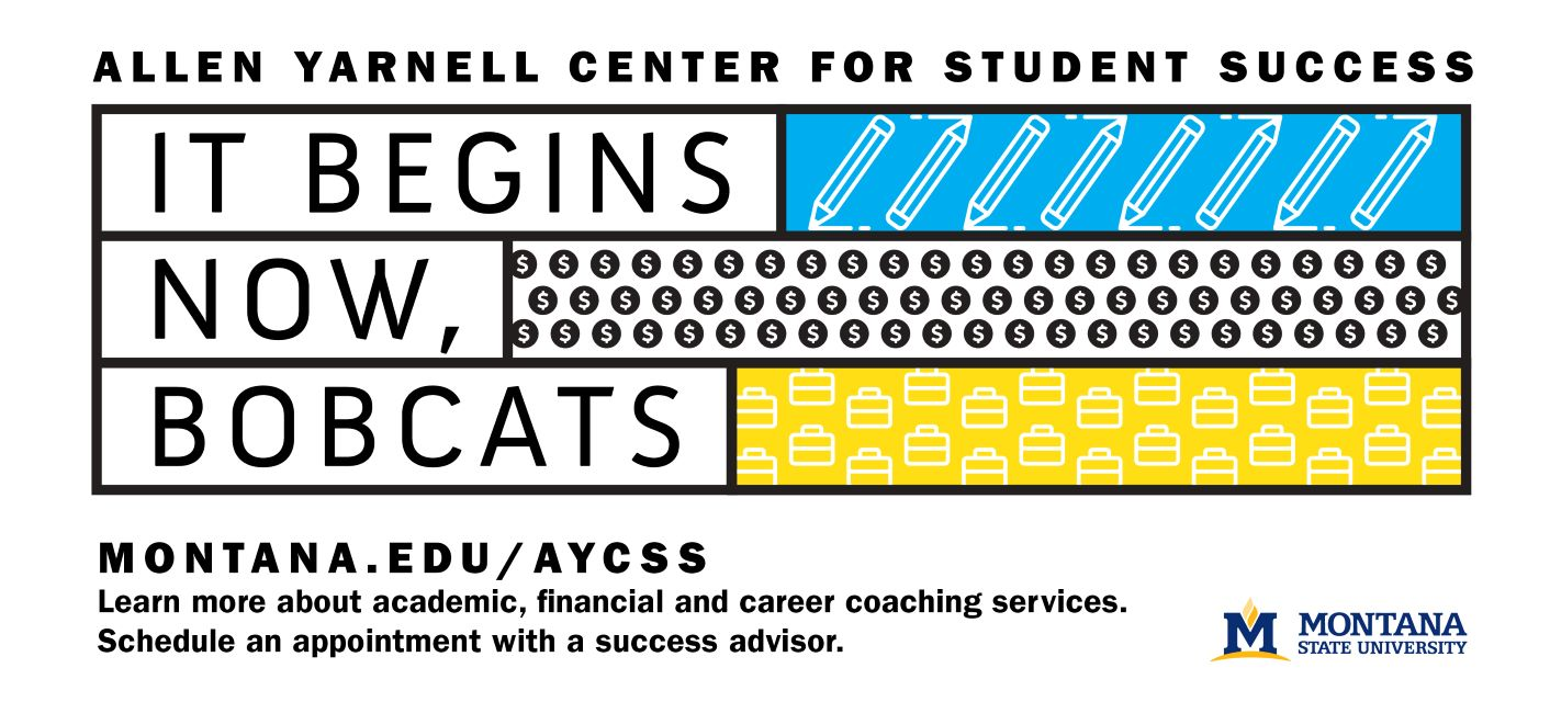 2.AYCSS Support Services:  As we hit the timeframe of mid-terms, students may need academic, career and financial support.  The AYCSS is one-stop shop that can help students get the resources they need.