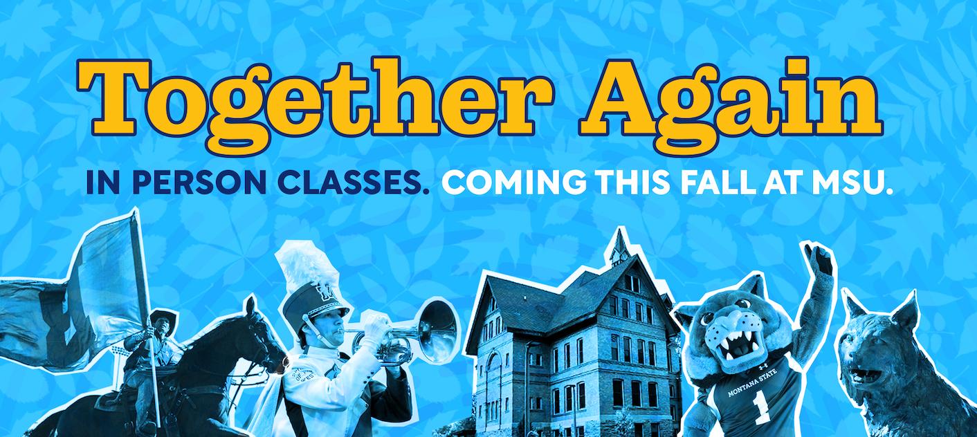 In person classes Fall 2021