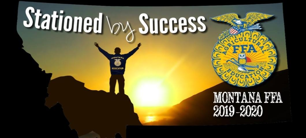Montana FFA Convention-March 25 - 28: Great Falls