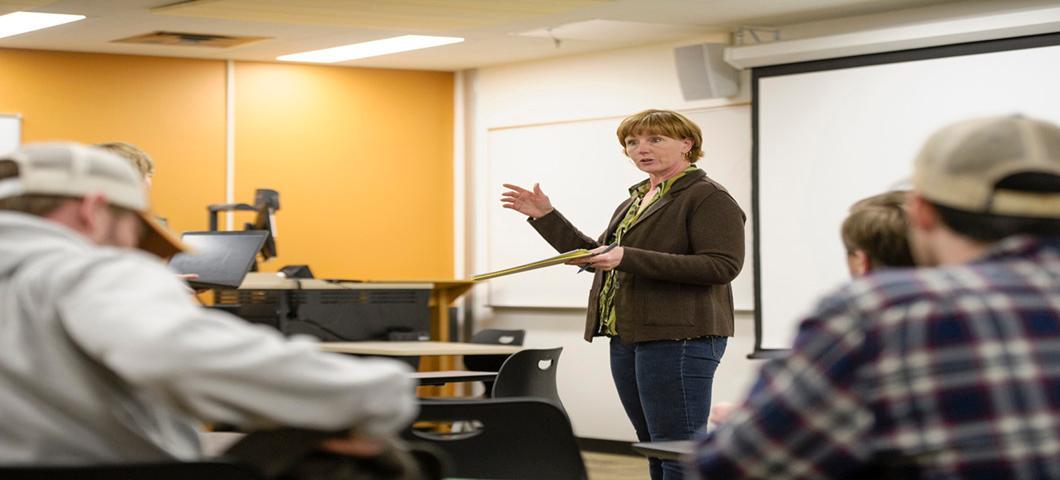 American Studies Classroom