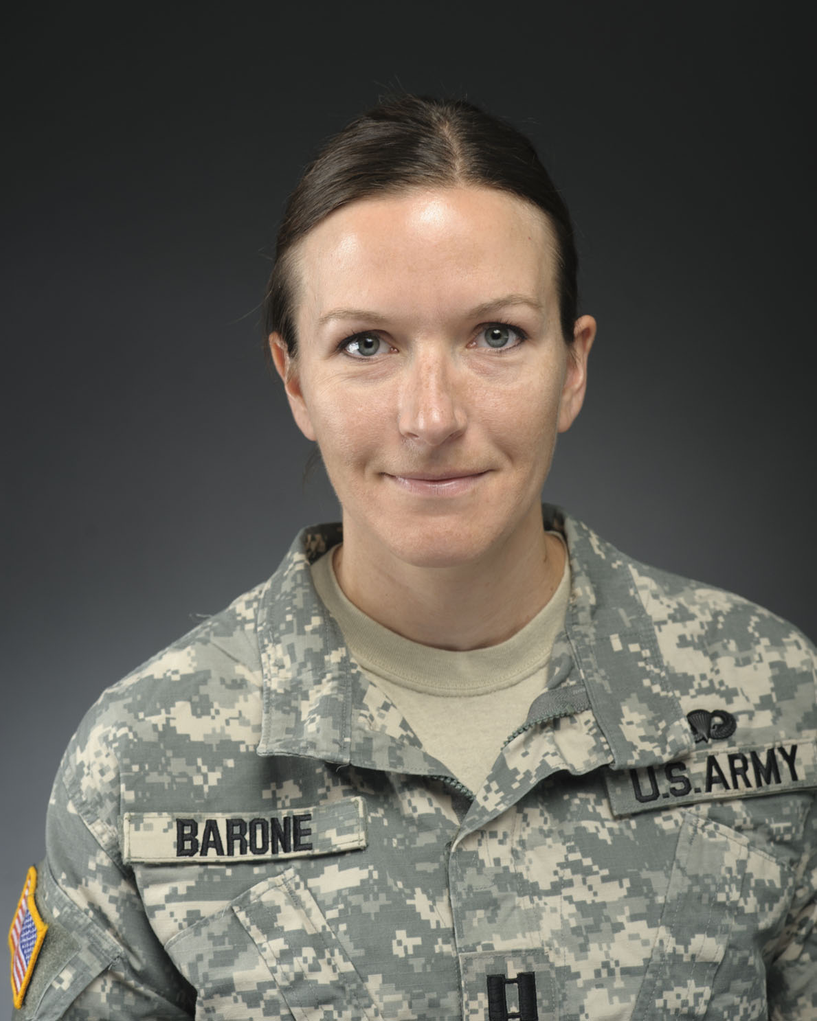 CPT Kelly Barone