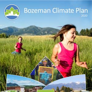 Bozeman Climate Plan