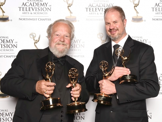 The Violin Alone Wins Six Emmys   Photo Courtesy of Eric Funk