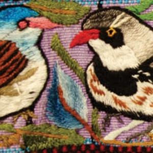 Latin American tapestry