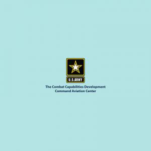 Combat Capabilities Combat Development Command Aviation Center Logo