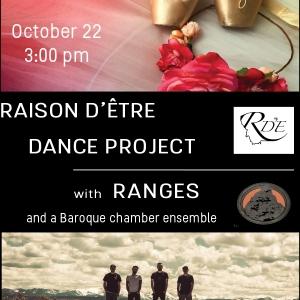 Raison d'etre Dance Project Poster