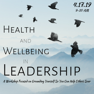 Health and Wellbeing in Leadership