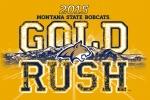 Gold Rush T-shirt design. |