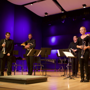 MSU Bridger Brass Ensemble