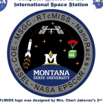 Local Students Design Logo for NASA Mission