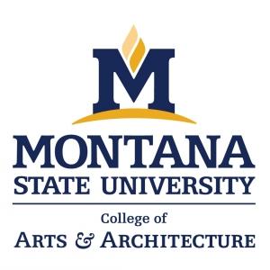 Montana State University College of Arts & Architecture News Logo