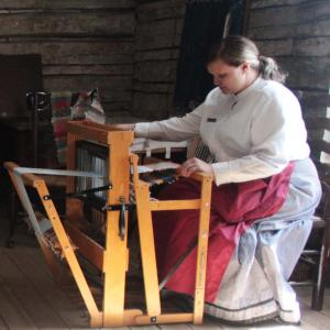 Weaving & Crafting Family Day
