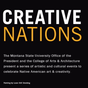 Creative Nations from the Office of the President and the College of Arts & Architecture
