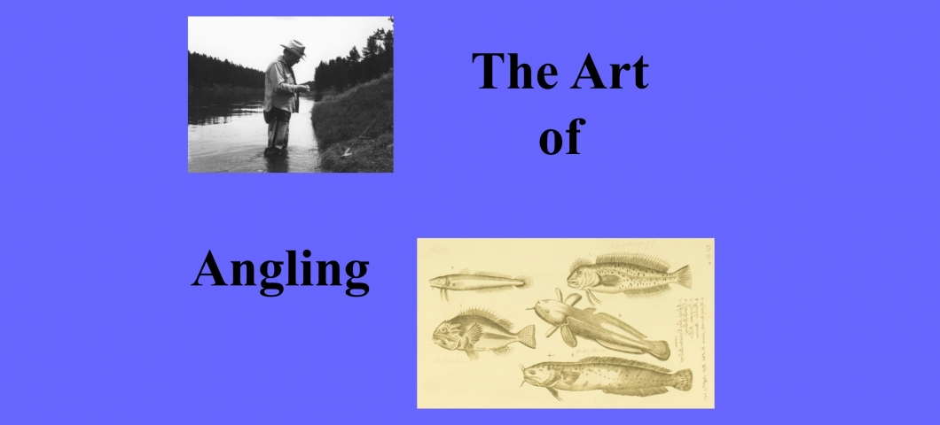 SpecCol - The Art of Angling