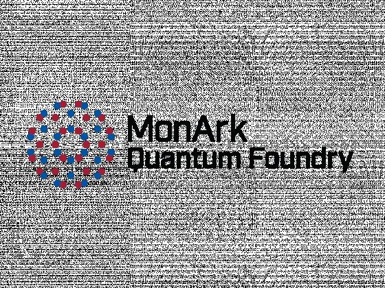 MonArk Quantum Foundry and NSF Logos |