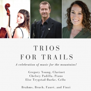 Trios for Trails poster