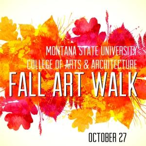 CAA Fall Art Walk
