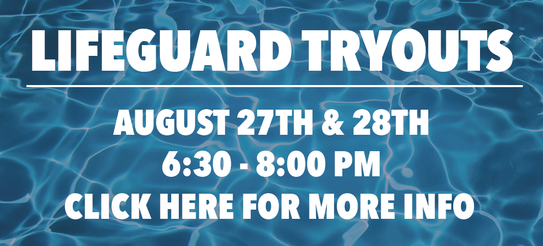 LifeGuard Tryout