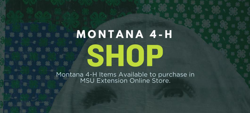 Montana 4-H Merchandise