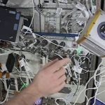 CubeSat Computer in Int'l Space Station