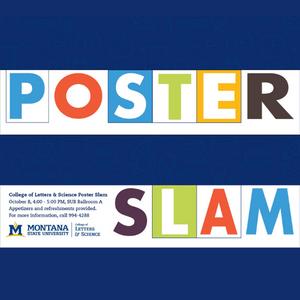 Poster Slam 300 x 300