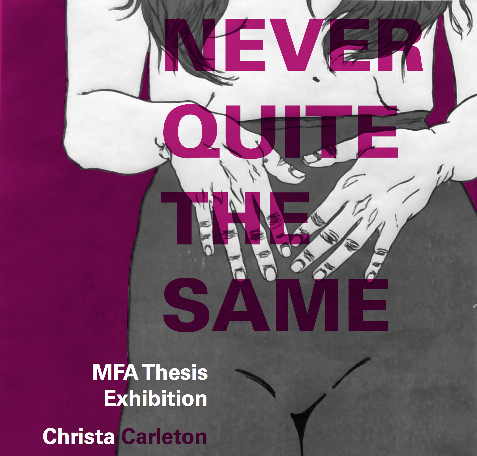 mfa thesis defense Master of fine arts in cinema - producing concentration master of fine at this defense the student's mfa thesis committee will discuss, evaluate.
