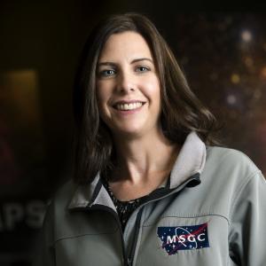 Montana Space Grant Consortium director Angela Des Jardins