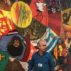 Jorge Fernández Torres will speak about contemporary art in Cuba