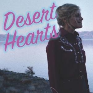 """""""Desert Hearts"""" Film poster"""