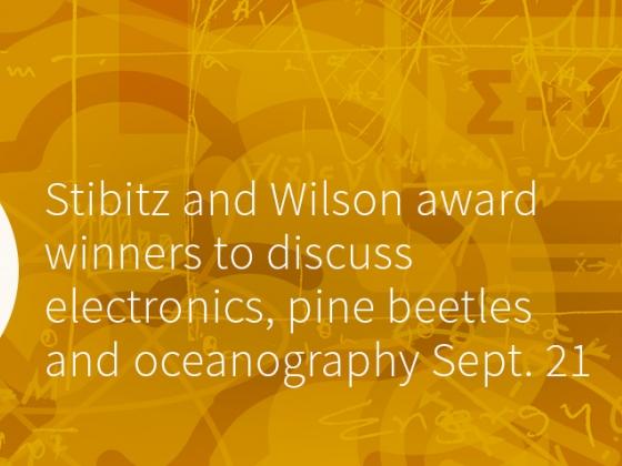 Stibitz and Wilson award winners to be honored Sept. 21. | MSU