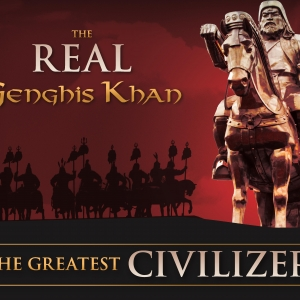 The Real Genghis Khan exhibition photo