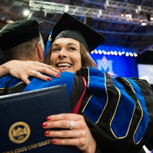 MSU 2018 Spring Commencement