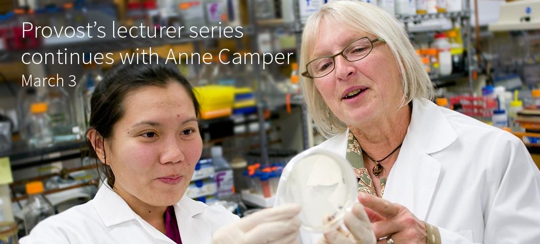 Anne Camper, Regents Professor in Montana State University's Department of Civil Engineering. |