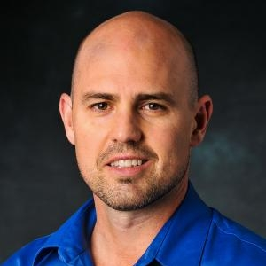 """Dr. Eric Vance presents talk """"Developing Theory of Collaboration for Data Science."""""""