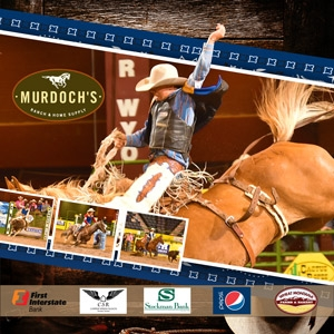 Montana State University Spring Rodeo - 2018