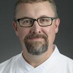 Portrait of Gallatin College Culinary Arts program Bill Baskin.