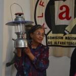 Luisa Campos visits MSU